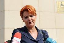 Lia Olguţa Vasilescu, anunţ despre BANII românilor! Veşti incredibile despre cel de-al 13-lea salariu