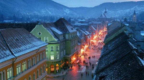 Braşovul, oraşul românesc unde se trăieşte cel mai bine