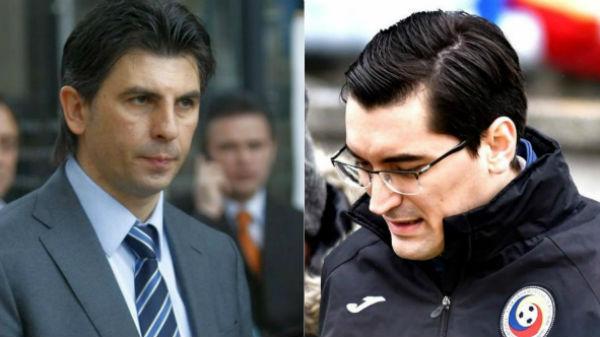 Lupescu sau Burleanu? Cine să câştige şefia Federaţiei Române de Fotbal?