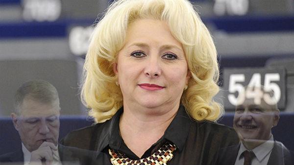 Premierul Veorica Vasilică Dăncilă se arată nemulţumită de propriul cabinet