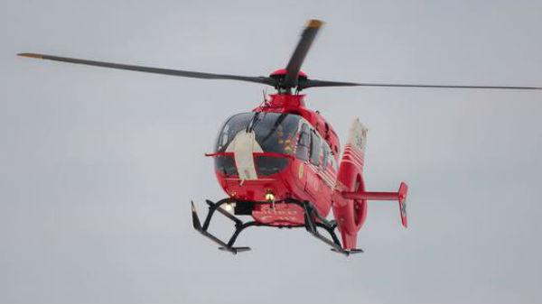 Poliţia anunţă că va survola sâmbătă Capitala cu un elicopter