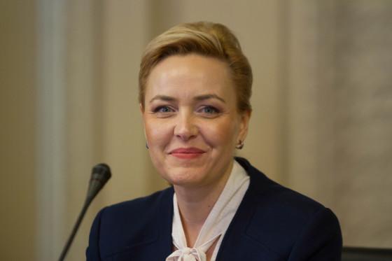 Ministrul de Interne, Carmen Dan a inaugurat noul sediu de eliberare a paşapoartelor