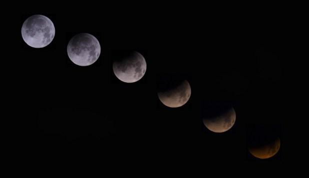 În această seară are loc cea mai lungă eclipsă de Lună din acest secol şi va fi vizibilă şi din România.