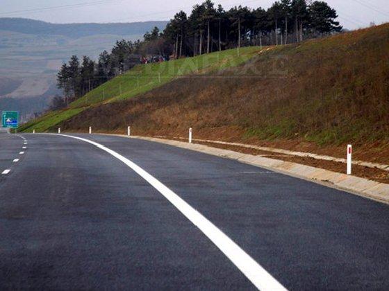 Compania de Drumuri CNAIR inspectează tronsoanele 3 şi 4 din autostrada A10, Sebeş-Turda