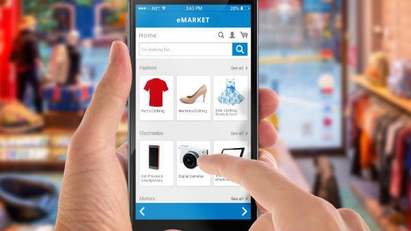 Conform unui studiu, 46% dintre români cumpără online cu telefonul mobil. Restul...
