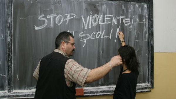 Şcolile din Capitală înregistrează un act de violenţă aproape în fiecare zi