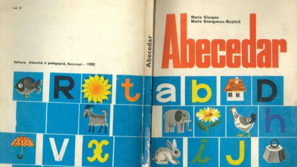 Ministerul Educaţiei (?) rescrie tot conţinutul Abecedarului
