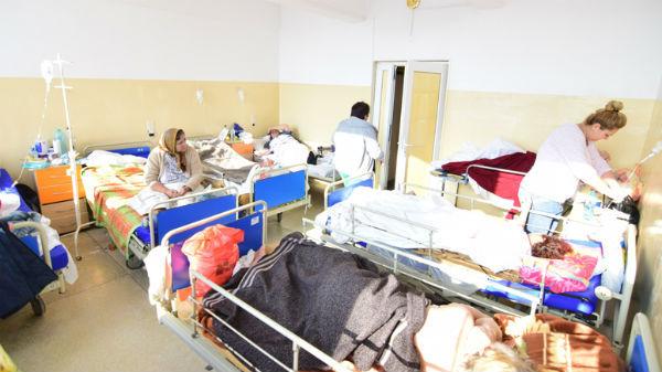 7 români din 10 consideră că au o sănătate bună şi foarte bună