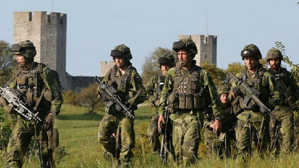 Suedia se pregăteşte de război. Ce au făcut autorităţile