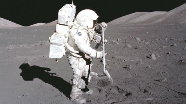Un meteorit provenit de la Lună e dovada că pe satelitul Pământului există apă