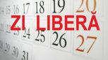 O nouă zi liberă pentru toţi românii. Marţea ar putea fi...