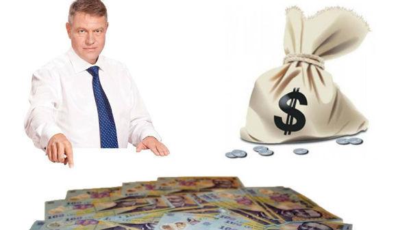 Revoltător! Iohannis donează 1 milion şi jumătate de euro, din BANI PUBLICI, pentru Grecia