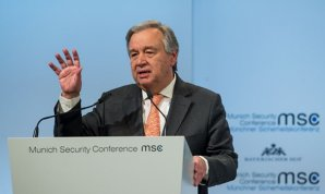 Antonio Guterres, secretar general al ONU