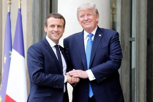 Simbolistica recentelor momente diplomatice franco-americane