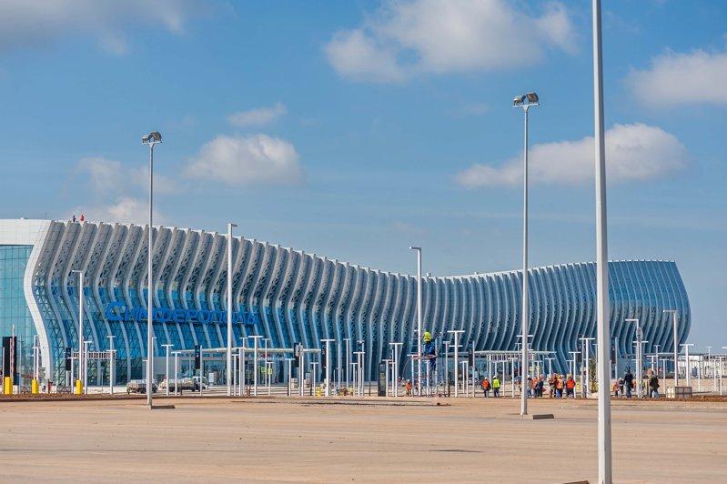 Aeroportul Internaţional Simferopol