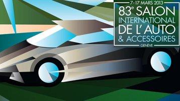 Salonul Auto Geneva 2013 - ediţia 83 a 2013 Geneva Motor Show
