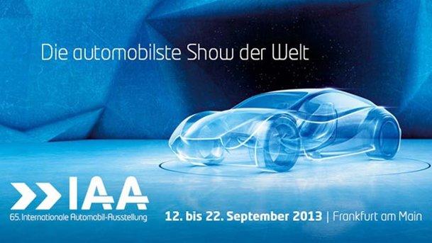 Salonul Auto Frankfurt 2013 - totul despre IAA 2013 (12-22 septembrie)