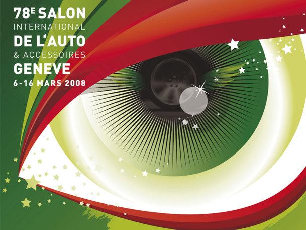 Salonul Auto Geneva 2008