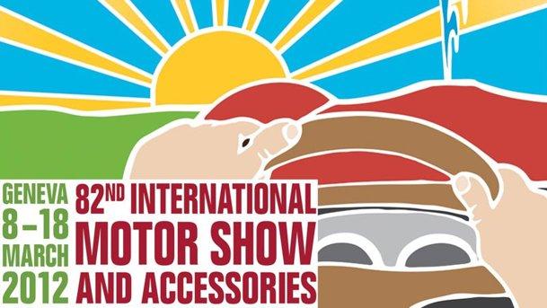 Salonul Auto Geneva 2012 - 82nd Geneva Motor Show
