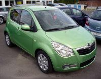 Opel Agila (a 2-a generatie)
