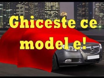 Ghiceşte Opel-ul şi câştigă!