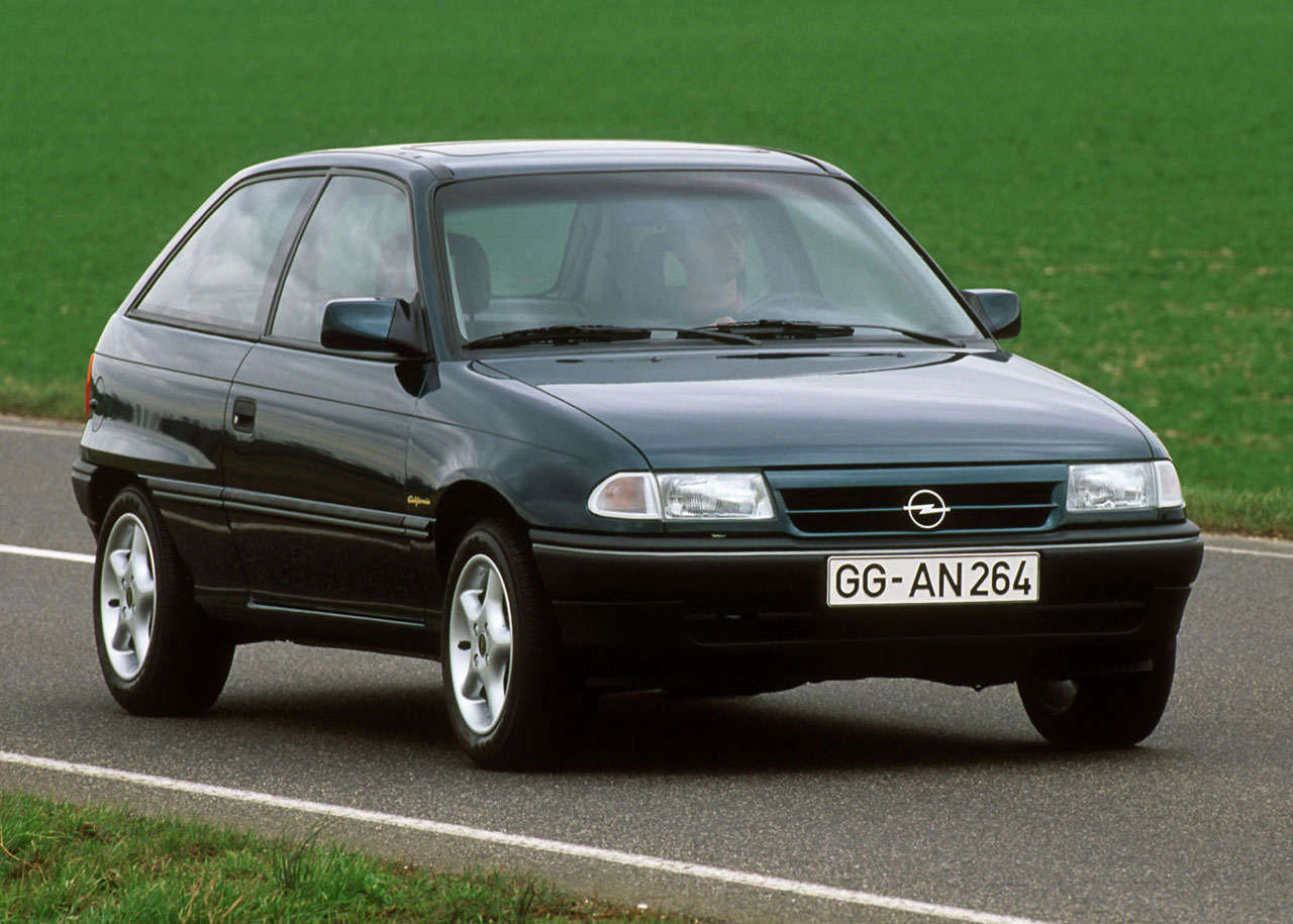 Imagini Opel Astra F 1991 1997