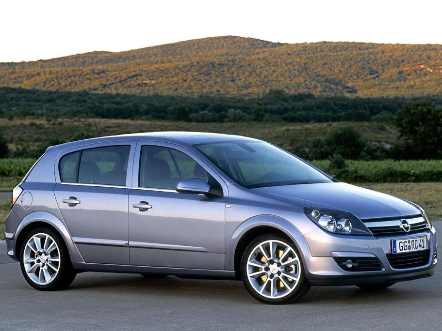 Imagini Opel Astra H 2004 2009