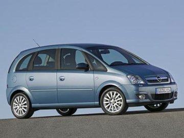 Opel Meriva - oferte maşini noi decembrie 2009