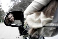 Adela Popescu si Opel Antara