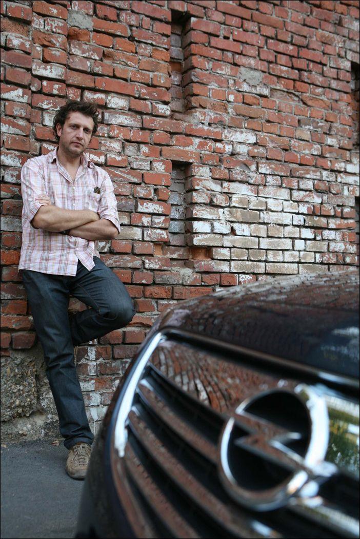 Interviu - Bogdan Tudor şi Opel Insignia