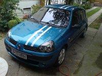 Clio Bicorp e masina personala