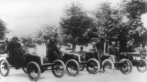 Renault în motorsport înainte de 1950
