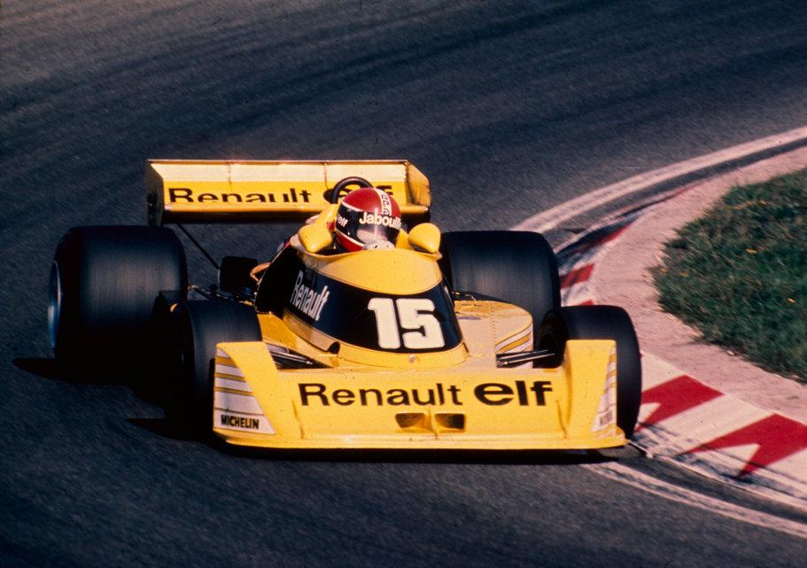Renault în Formula 1