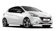 Peugeot 208 GTi şi XY: imagini şi informaţii oficiale