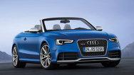 Audi vine cu RS5 Cabriolet la Salonul Auto de la Paris