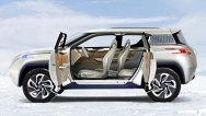 Nissan va prezenta conceptul TeRRa la Salonul Auto de la Paris