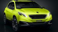 Peugeot continuă cu prototipul 2008 seria conceptelor pentru Salonul Auto de la Paris