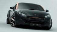 Peugeot RCZ R: cel mai puternic Peugeot de serie din istorie vine la Paris sub formă de concept