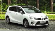 Noua Toyota Verso, facelift în stilul noului Auris