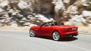 Noul Jaguar F-Type, dezvăluit fără camuflaj