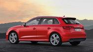 Audi A3 Sportback e gata pentru Salonul Auto Paris 2012