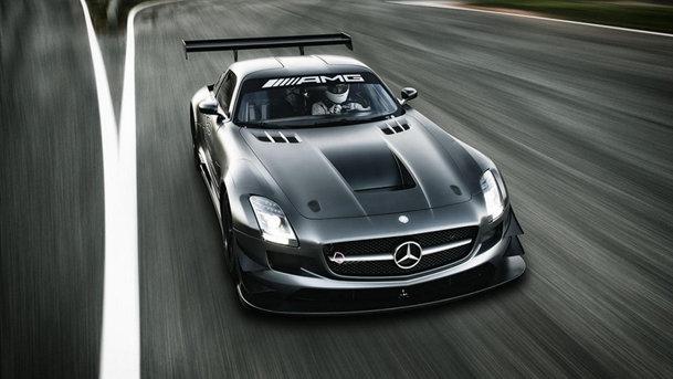 Mercedes SLS AMG GT3 a primit o ediţie aniversară