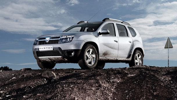 Dacia a primit peste 1.000 de precomenzi pentru Duster în Marea Britanie