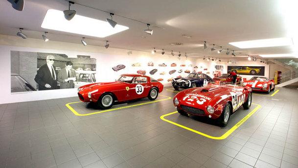 Sergio Pininfarina, omagiat printr-o expoziţie specială la Muzeul Ferrari
