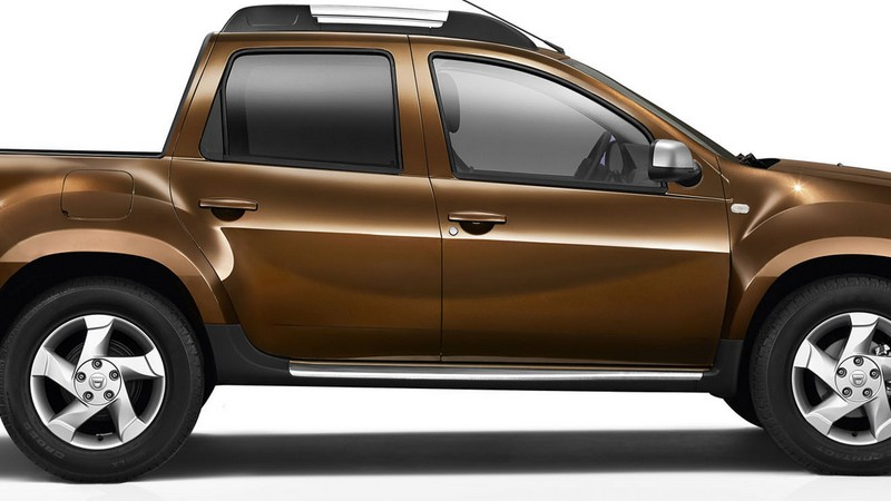 dacia duster pick up din 2014 o posibilitate. Black Bedroom Furniture Sets. Home Design Ideas