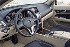 Mercedes-Benz E-Class Coupe şi Cabrio facelift: imagini şi informaţii oficiale