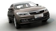 Primele imagini oficiale cu sedanul Qoros GQ3