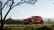 Oficial: Primele imagini cu noul crossover Renault Captur