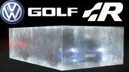 Teaser pentru Geneva 2013 cu VW Golf R, cel mai puternic Golf de serie