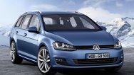 Primele imagini cu Golf-ul break: noul Volkswagen Golf 7 Variant